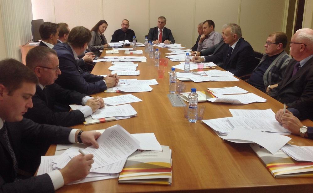 29 октября прошло первое заседание нового состава Правления Федеральной Палаты пожарно-спасательной отрасли.