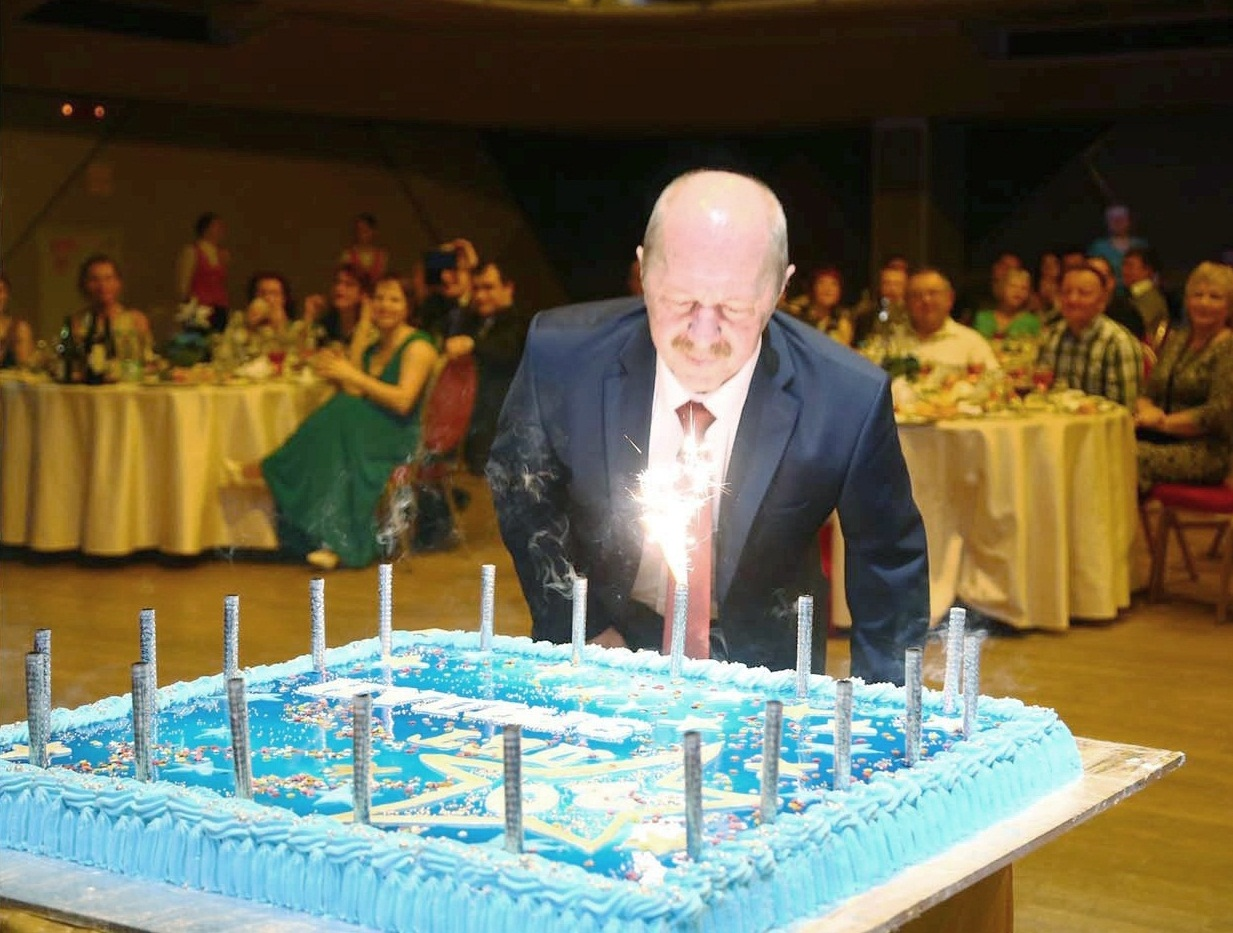 Член Федеральной Палаты компания «Эридан» провела праздник, посвященный 20-летию со дня образования
