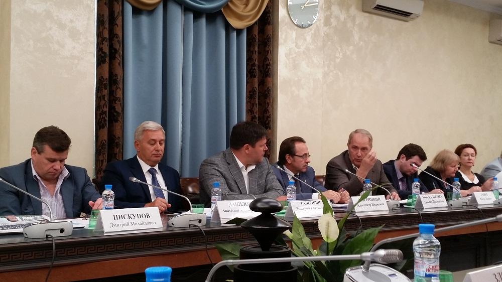 Федеральная Палата приняла участие в Общественных слушаниях, посвященных обеспечению безопасности социально-значимых объектов.