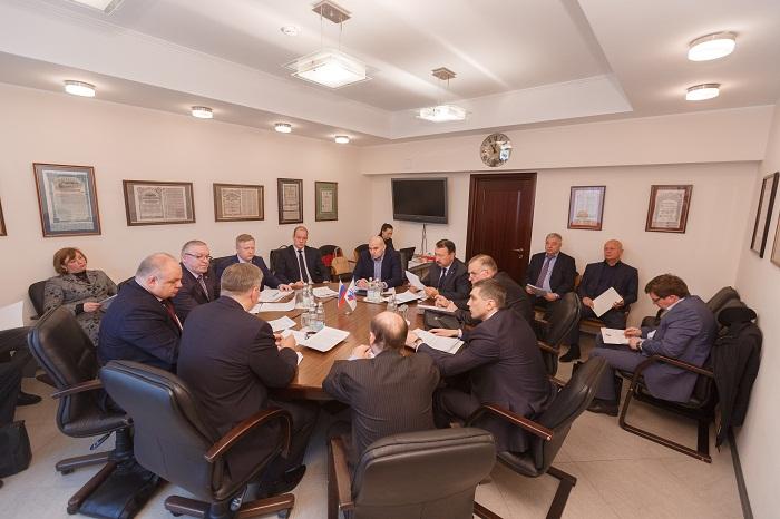 Федеральная Палата провела второе заседание рабочей группы по формированию комиссии РСПП негосударственной сферы безопасности.