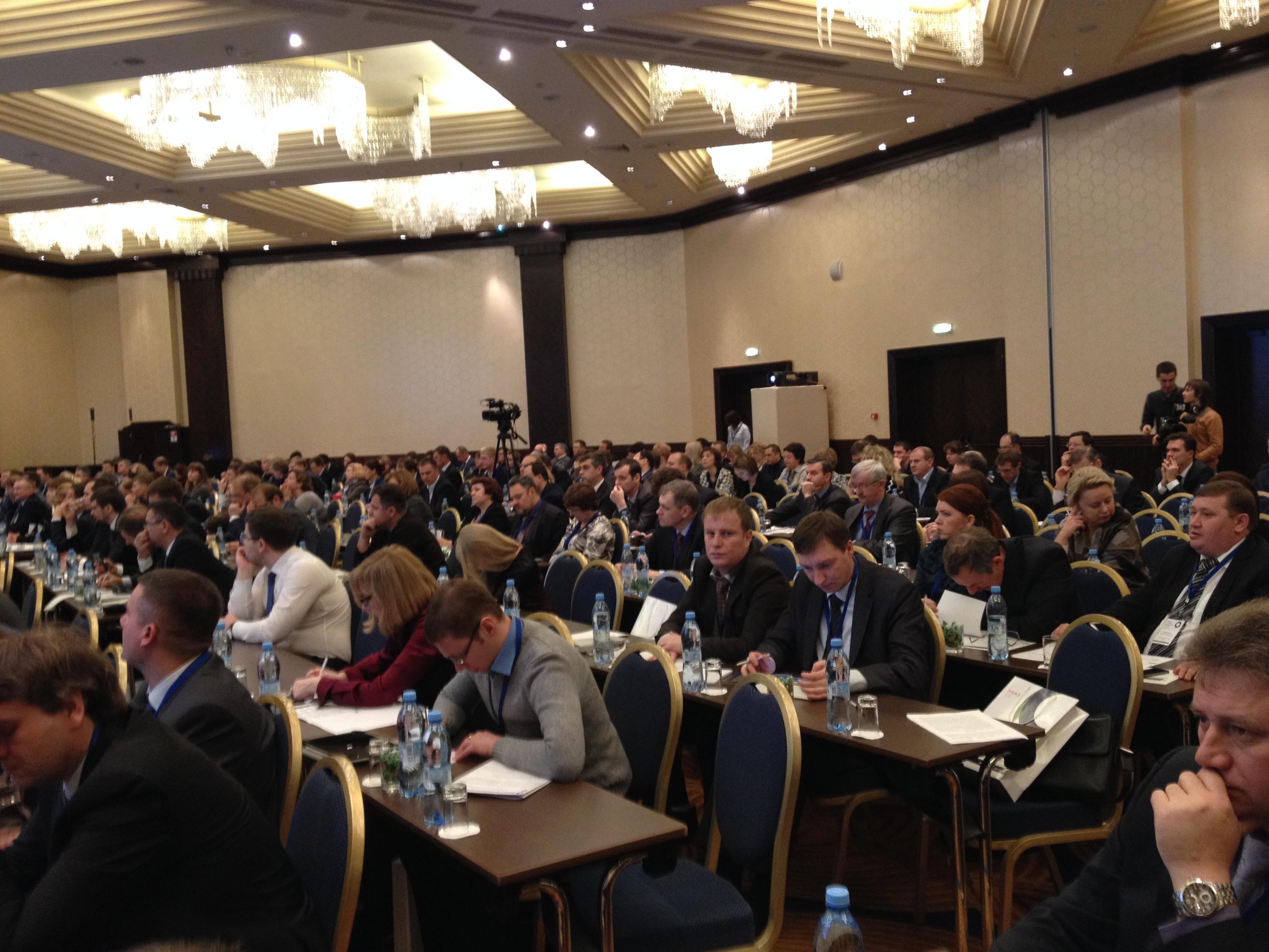 Федеральная Палата сферы безопасности приняла участие в Первой Всероссийской конференции Закупки в оборонно-промышленном комплексе
