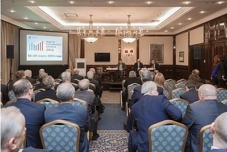 Председатель ФП Силин О.Г. принял участие в заседании Федерального Совета РСПП по вопросам подготовки XXI съезда РСПП, координации взаимодействия региональных структур с общероссийскими отраслевыми объединениями работодателей.