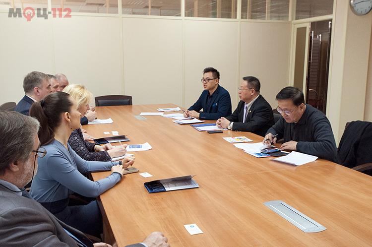 Представители китайской компании Huahe International готовы к сотрудничеству с Федеральной Палатой сферы безопасности по трем направлениям.