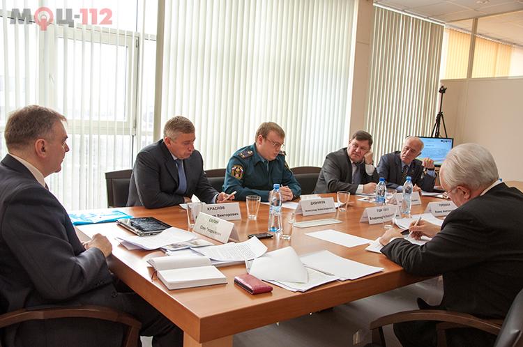 В МФЦ-112 прошел круглый стол для образовательных организаций, осуществляющих обучение в части  профессионального  образования в сфере безопасности.