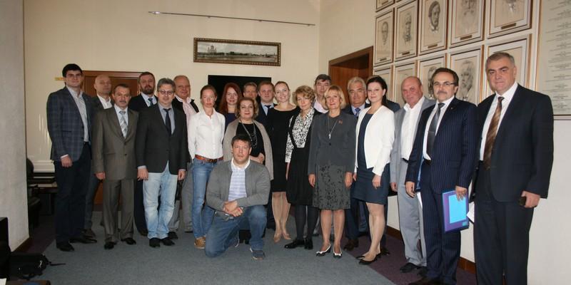В Мосгордуме прошло первое заседание Координационного совета НСБ г. Москвы