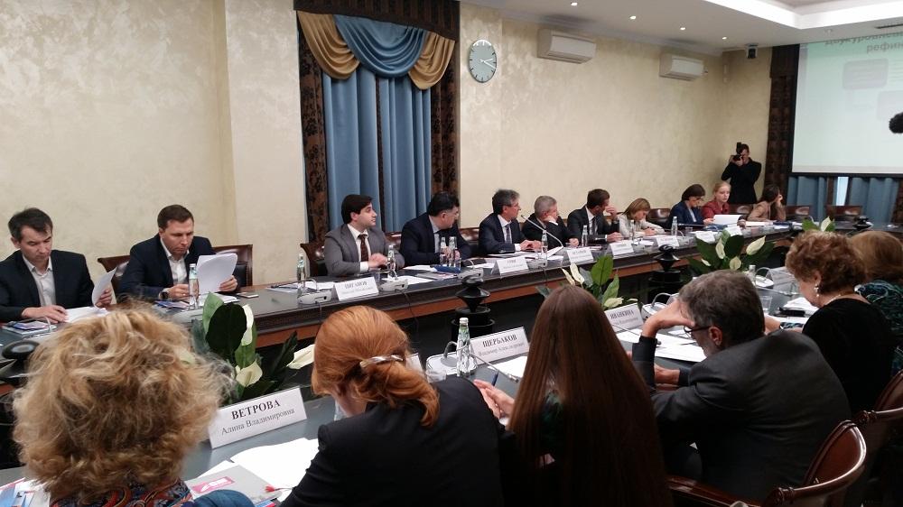В Общественной палате РФ обсудили перспективы развития ипотеки в условиях кризиса.
