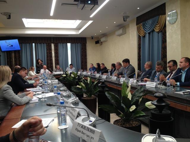 В Общественной палате РФ обсудили вопросы взаимодействия СМИ негосударственной сферы безопасности