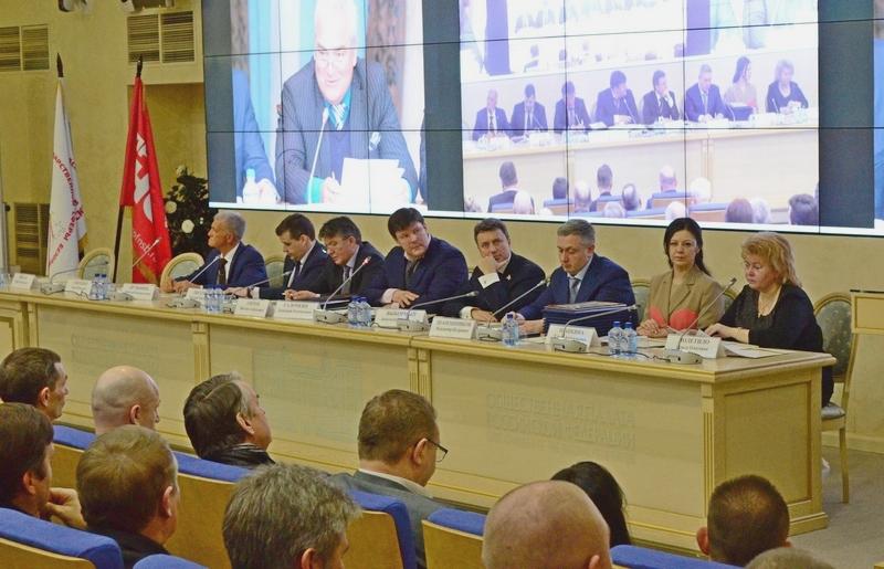В Общественной палате Российской Федерации состоялась ежегодная конференция, посвященная подведению итогов деятельности Координационного совета НСБ.