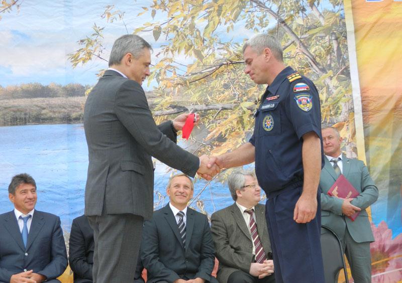 В Павлово-посадском районе Московской области прошел праздник, посвященный 145-летию компании ПО Берег, члена Палаты пожарно-спасательной отрасли.